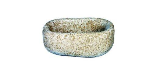 maceteros de piedra