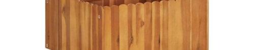 Macetas madera exterior