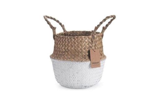 cestas para macetas