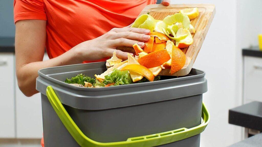 compostador de cocina