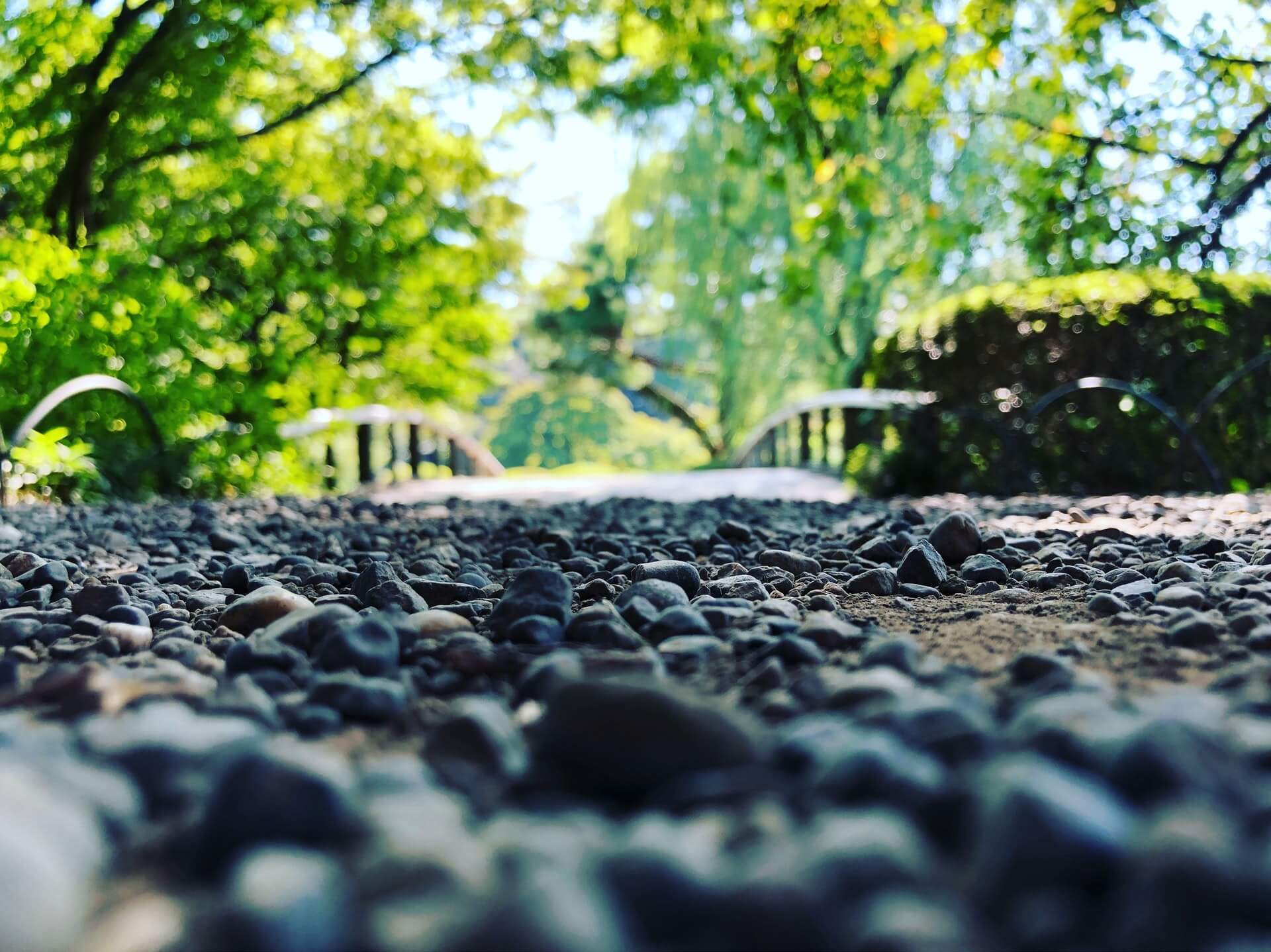 piedras de jardin