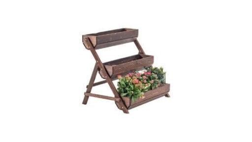 comprar jardineras en escalera