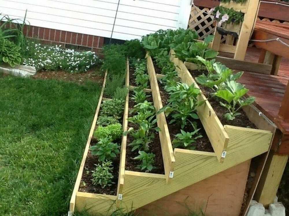jardineras en escalera comprar